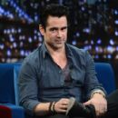 Colin Farrell-February 6, 2014-Visits 'Late Night with Jimmy Fallon'