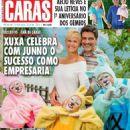 Xuxa Meneghel and Junno Andrade - 454 x 619
