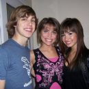 Cody Linley and Demi Lovato - 386 x 400