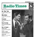 Radio Times Cover - 19th September, 1963 - 454 x 561