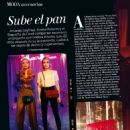 Emma Roberts and Amanda Seyfried – Woman Madame Figaro Espana (August 2019)