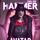Johannes Eckerstrom - Metal&Hammer Magazine Cover [Spain] (August 2020)