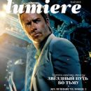 Chris Pine - Lumiere Magazine Cover [Russia] (May 2013)