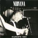 Nirvana - Europe 1991