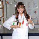 Myleene Klass - Science Awareness Photocall