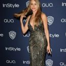 Sofia Vergara attends the 2014 InStyle and Warner Bros. 71st Annual Golden Globe Awards Post-Party on January 12, 2014 in Beverly Hills, California