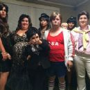 Honey Boo Boo's family dressed up as the Kardashians for Halloween - 454 x 340
