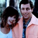 Adam Sandler and Fairuza Balk