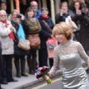 Helen Worth and Trevor Dawson Wedding - 454 x 301