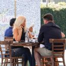 Donna D'Errico – Seen on a lunch date at Mauro Cafe in West Hollywood - 454 x 605
