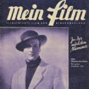 Curd Jürgens - Mein Film Magazine Pictorial [Austria] (2 May 1947) - 454 x 643