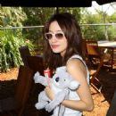Christian Serratos - Sydney Wildlife World On April 22, 2010 In Sydney, Australia