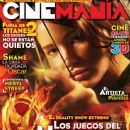 Jennifer Lawrence - Cinemanía Magazine Cover [Mexico] (March 2012)
