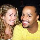 Donald Faison and Cacee Cobb - 400 x 257