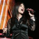 Laura Pausini Performs During Together In Concert