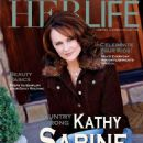Kathy Sabine on the Colorado Magazine Cover - 454 x 581