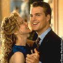 Renee Zellweger and Chris O'Donnell in The Bachelor - 11/99