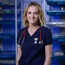 Lucinda Dryzek as Jasmine Burrows in Holby City - 454 x 638