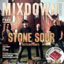 Roy Mayorga, Corey Taylor, James Root - Mixdown Magazine Cover [Australia] (April 2013)