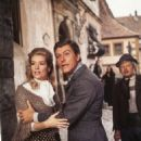 Sally Ann Howes and Edward Mulhare