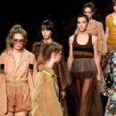Gigi Hadid – Fendi Runway Show at 2019 Milan Fashion Week