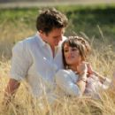 Lea Michele, Jonathan Groff - Teen Vogue Magazine Pictorial [United States] (March 2014) - 454 x 302