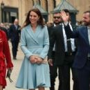 Kate Middleton at City Museum in Luxembourg - 454 x 311