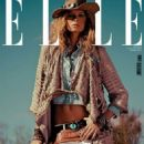 Hana Soukupova Elle Spain March 2011 - 454 x 614