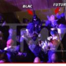 Blac Chyna and Future at The Parks 14 Nightclub in Washington, DC - October 2, 2015