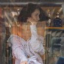 Bella Hadid – Filming in Brooklyn