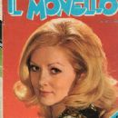 Beba Loncar - Il Monello Magazine Cover [Italy] (30 May 1974)