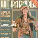 Hit Parader Magazine Cover [United States] (December 1982)
