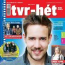 Viktor Klem - Tvr-hét Magazine Cover [Hungary] (27 May 2013)