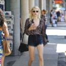 Emma Roberts – Shopping in Los Angeles 8/22/2016 - 454 x 644