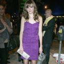 Danielle Panabaker - Alberta Ferretti Boutique Opening, 12.11.2008.