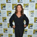 "Vanessa Williams: ""666 Park Avenue"" Press Room during Comic-Con International 2012 held at the Hilton San Diego Bayfront Hotel in San Diego"