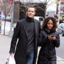 Michael Fassbender's SoHo Stroll with His New Lady