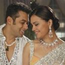 Salman Khan and Lara Dutta