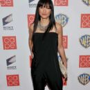 Kelly Hu Cape Holiday Party In Los Angeles