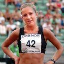 Kristine Eikrem Engeset after a run
