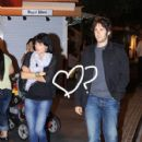 Selma Blair and Josh Groban