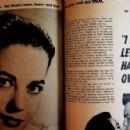 Natalie Wood - Movie Life Magazine Pictorial [United States] (July 1958)
