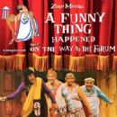 A Funny Thing Happened On The Way To The Forum 1962 Broadway Cast - 454 x 454