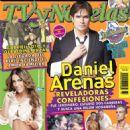 Daniel Arenas- TVyNovelas Mexico Magazine September 2013 - 454 x 639