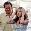 Josh Lucas and Jennifer Lopez