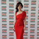 Berenice Marlohe: during the 2012 Jameson Empire Awards at the Grosvenor House Hotel