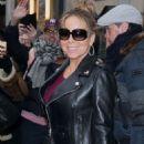 Mariah Carey – Seen at Plaza Athenee hotel in Paris
