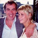 Roger Vadim and Cindy Pickett