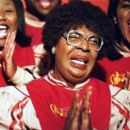 Mama Klump (Eddie Murphy) in Universal's Nutty Professor II: The Klumps - 2000