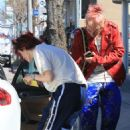 Bella Thorne – Out for lunch in Studio City